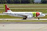 TAP Portugal, CS-TTS, Airbus A319-112 (28356776462).jpg