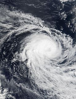 Cyclone Kesiny South-West Indian cyclone in 2002
