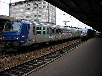 SNCF Class Z 9600 - Image: TER Z2+X73500 Nantes