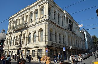TGC Press Media Museum - TGC Press Media Museum in Istanbul.
