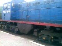 File:TGM4A-2458 with freight train.webm