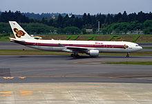 THAI AIRWAYS INTERNATIONAL Airbus A330-321 (HS-TEA 050) (4550538014) .jpg