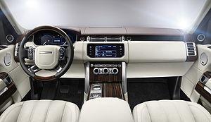 Range Rover (L405) - Interior