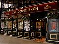 THE DORIC ARCH EUSTON STATION LONDON SEP 2012 (8050392102).jpg