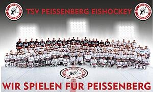TSV Peißenberg Eishockey Gesamtfoto