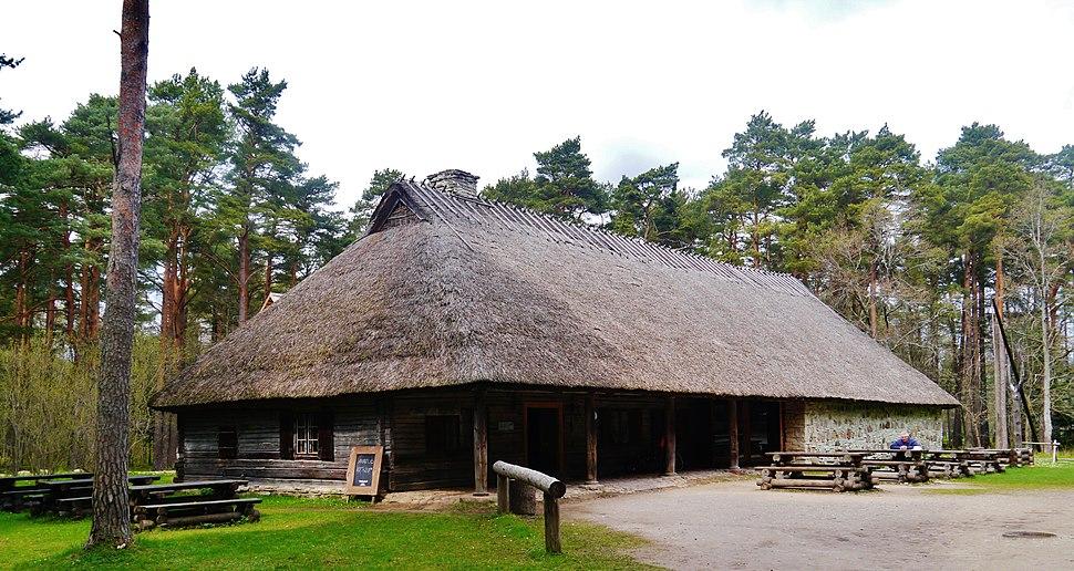 Tallinn Ethnografisches Museum Rocca al Mare Taverne 2