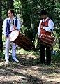 Tambourinaires à Saint-Geniès-de-Comolas.jpg
