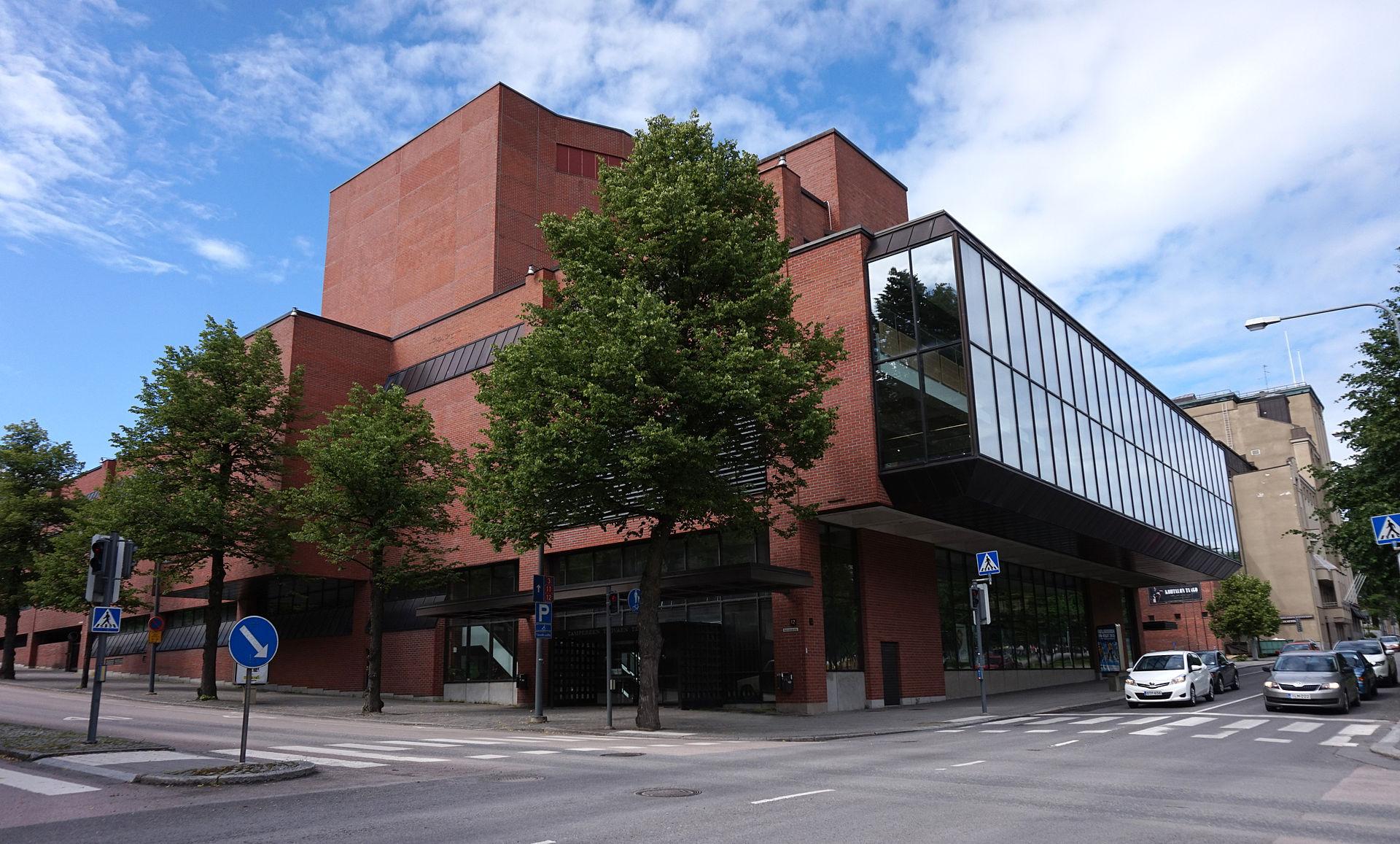 Tampereen Poliisikoulu