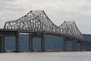 Tappan Zee Bridge (1955–2017) bridge in New York