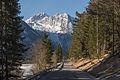 Tarvisio Rio del Lago Blick zum Monte Canin 10032015 0491.jpg