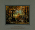 Tavola 5, bozzetto di Gebrüder Brückner per Tannhäuser (s.d.) - Archivio Storico Ricordi ICON011721 - Restoration.png
