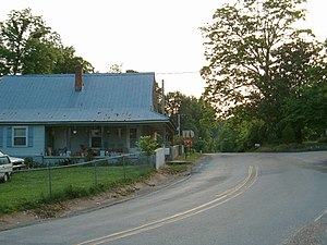 Taylor, Mississippi - A home in Taylor