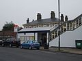 Teddington station north entrance.JPG