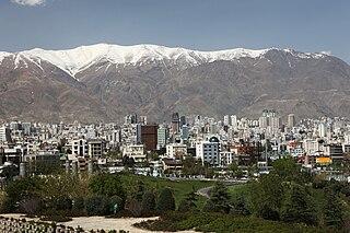 Urbanism in Iran: Tehran