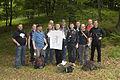 Teilnehmer des Wikipedia-Bio Treffens NRW 2009.7736.JPG
