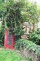 Telephone box at Lee, in Ellesmere Rural, Shropshire, England.jpg
