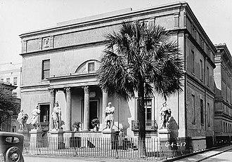 Savannah Historic District (Savannah, Georgia) - Telfair Academy