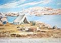 Teltplads ved Kangarsuk, 1879 (8472508431).jpg