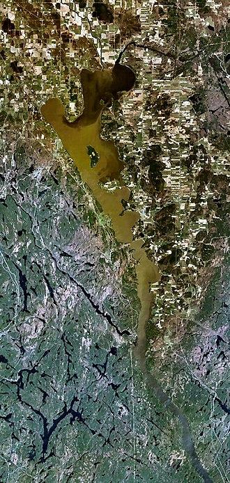 Lake Timiskaming - Image: Temiskaming Lake