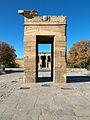 Templo de Debod, Madrid. Pilono.jpg