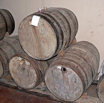 Tequila barrels 2