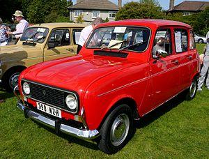 Renault 4 - Image: Terenure, Co. Dublin Ireland (6018047588)