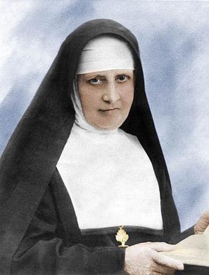 Madre Teresa Nuzzo - A portrait of Madre Teresa Nuzzo
