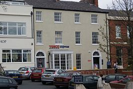 Tesco Express, Woodhouse Lane, Leeds (4th May 2010).jpg