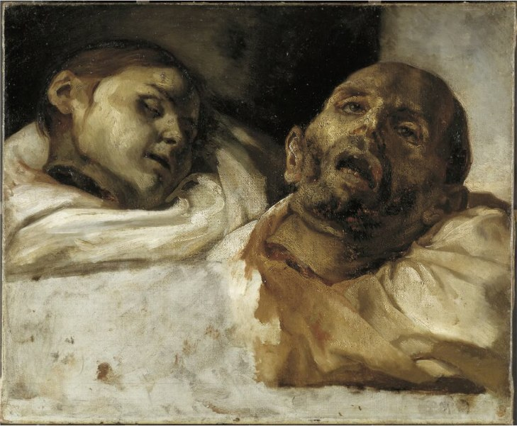 Ficheiro:Théodore Géricault Dois justiçados.jpg
