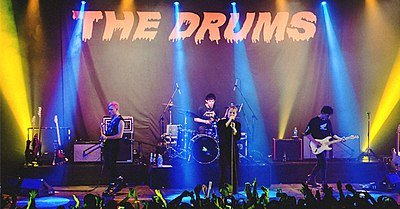 Picture of a band or musician: The Drums
