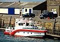 """The """"Jetstream"""" at Portrush - geograph.org.uk - 785609.jpg"""