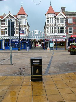 The Arcade, High Street - geograph.org.uk - 500818