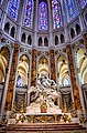 The Assumption of the Virgin Mary, Chartres Cathedral (20061810792).jpg