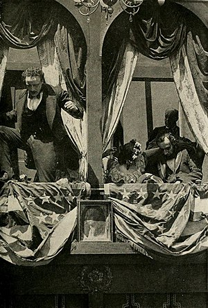 Raoul Walsh - Walsh as John Wilkes Booth in The Birth of a Nation