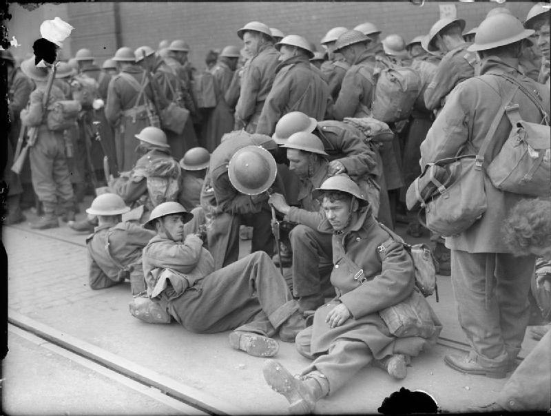 The British Army in the UK- Evacuation From Dunkirk, May-June 1940 H1643