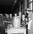 The British Cotton Industry- Everyday Life at a British Cotton Mill, Lancashire, England, UK, 1945 D26007.jpg