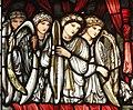 The Charge of David to Solomon (detail) by Edward Burne-Jones and William Morris - Trinity Church, Boston - DSC09253.JPG