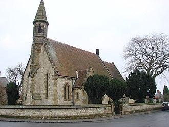 St Saviour's Church, Harome - Image: The Church of St Saviour, Harome geograph.org.uk 634664