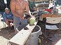 The Coconut Chopper Dude (8716165861).jpg