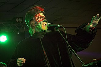 The Crazy World of Arthur Brown - Performing in 2014