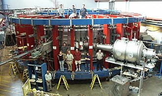 Enormous Toroidal Plasma Device - Image: The Electric Tokamak