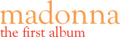 The First album Logo.png