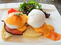 The Gate Hotel Kaminarimon breakfast 20140929-002.jpg