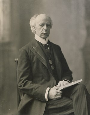 8th Canadian Ministry - Image: The Honourable Sir Wilfrid Laurier Photo A (HS85 10 16871) cropped