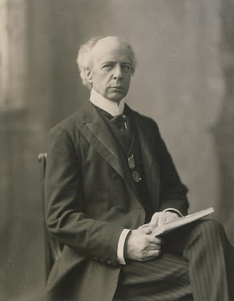 Wilfrid Laurier - Image: The Honourable Sir Wilfrid Laurier Photo A (HS85 10 16871) cropped
