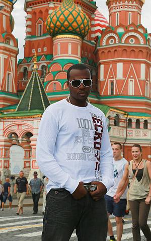 The Kemist - Image: The Kemist in Russia