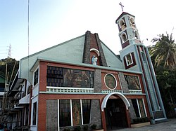 The Most Holy Rosary Parish Plaridel, Quezon.JPG