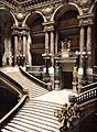 The Opera House, the grand staircase, Paris, France, ca.1890-1900.jpg