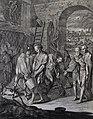 The Phillip Medhurst Picture Torah 326. Murrain in the livestock. Exodus cap 9 vv 1-7. Caspar Luyken.jpg