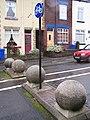The Policeman's Balls ... Hammerton Road, Hillsborough, Sheffield - geograph.org.uk - 1036027.jpg